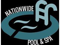 Nationwide pool and spa repairs