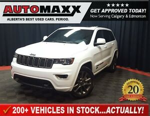2017 Jeep Grand Cherokee Limited 75TH Anv. 5.7L Hemi!!