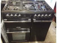 Leisure 90cm Dual Fuel Range Cooker LPG