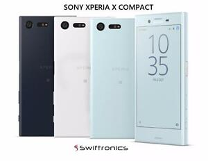 Brand New Sony Xperia X Compact F5321 Black | White | Blue