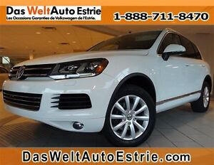 2013 Volkswagen Touareg 3.6L 4 Motion, Highline, Navigation