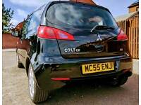 Mitsubishi Colt 1.3 CZ2 automatic with 33.000 miles only.