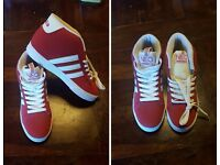 BRAND NEW* Red Trainers