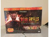 Bear Grylls x5 disk dvd set