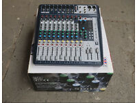 Soundcraft Signiture 12 Analogue Mixer (Used Once)
