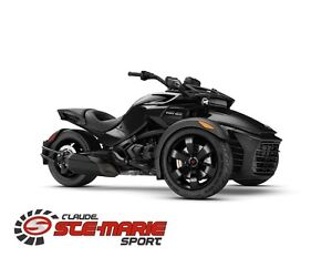 2017 can-am Spyder F3 SM6