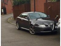 Fastest Alfa Romeo gt diesel ever 2008