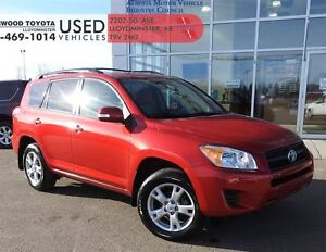 2012 Toyota RAV4 -BUY BEFORE DEC 10TH AND GET $1000 PRE-PAID VIS