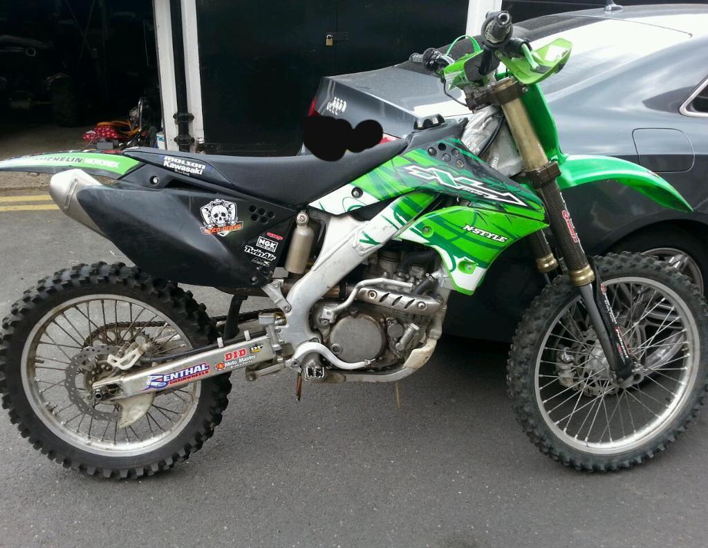 Yamaha Diesel Dirtbike