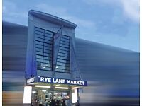 Shop to let in Vibrant Rye Lane Market