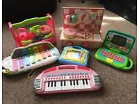Pre-School Toy Bundle