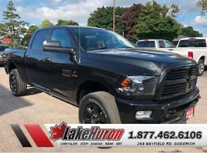 2018 Ram 3500 SLT *Sunroof, Heated Seats and Steering Wheel*