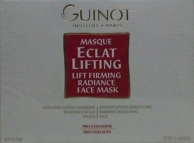 Guinot Lifting Lift Firming Radiance Face Mask - 4 x (19 ml / 0.64 oz) for sale  Shipping to India
