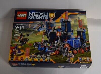 LEGO Nexo Knights 70317 The Fortrex NEW SEALED RETIRED RARE