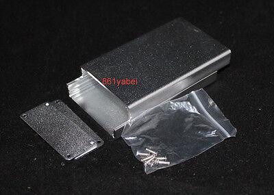 Silver Aluminum Enclosure Case Project Box For Pcb Diy 805020mm