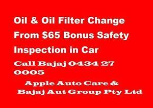 From $65 Quick Oil and Filter Change by Apple Auto Care Clayton South Kingston Area Preview