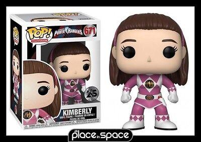 Pink Power Ranger Helmet (POWER RANGERS - KIMBERLY PINK RANGER (NO HELMET) FUNKO POP! VINYL FIGURE)