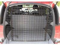 Heavy Duty Boot Liner For CITROEN C4 COUPE 04-10 Mesh Headrest Dog Guard
