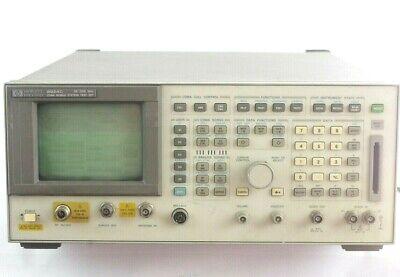 Hp Agilent 8924c Cdma Mobile Test Station Test Set Hewlett Packard