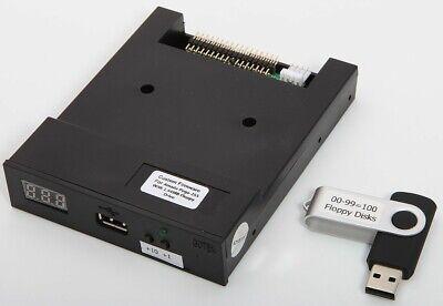 Floppy Drive To Usb Upgrade Kit Emulator For Amada Pega-255 Hurco Bmc 4020 Cnc