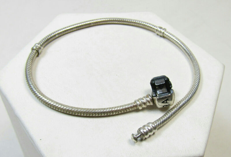Sterling Silver Jewelry Pandora ALE Charm Bracelet Only No Charms Included
