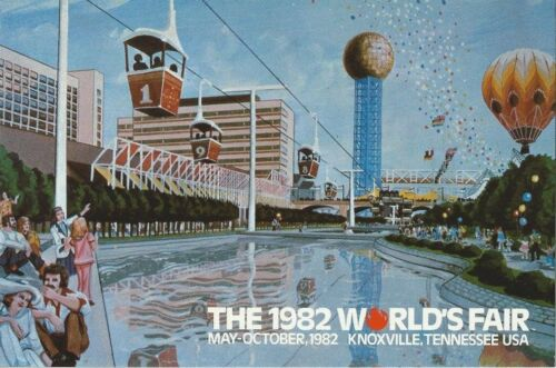 """""""Waters of the World Preview"""" 1982 World"""