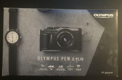 pen e pl10 mirrorless camera with m