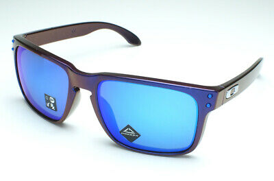 Oakley Holbrook OO9102-I555 Sunglasses - Blue/Red Shift/Prizm (Holbrook Blue)