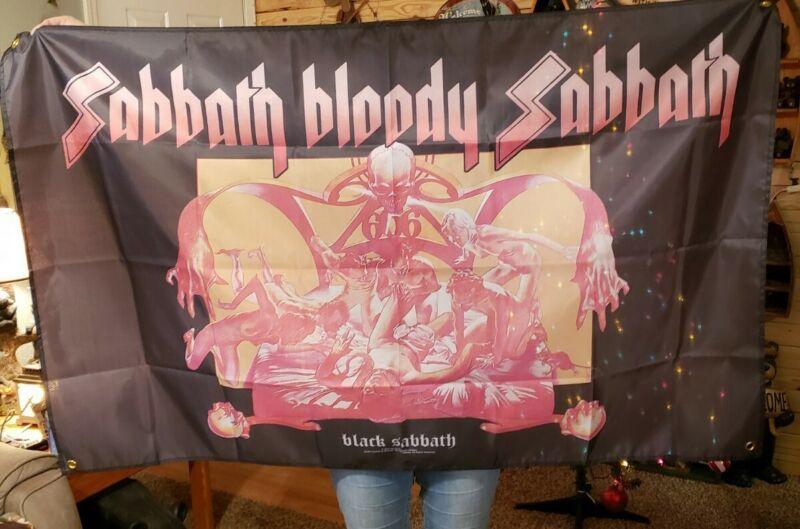 Black sabbath flag 3