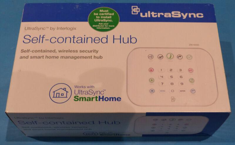 INTERLOGIX ULTRASYNC SELF-CONTAINED HUB ZW-6400