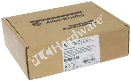 New Allen Bradley 2711C-T6M /C PanelView C600 Mono/Touch/DH-485/DF1/RS485/Enet