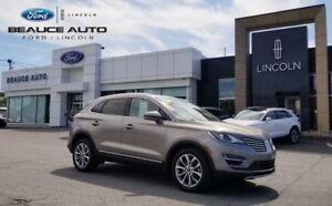 2017 Lincoln MKC Select / Awd