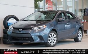 2014 Toyota Corolla LE A/C! HEATED SEATS! BLUETOOTH! BACK UP CAM