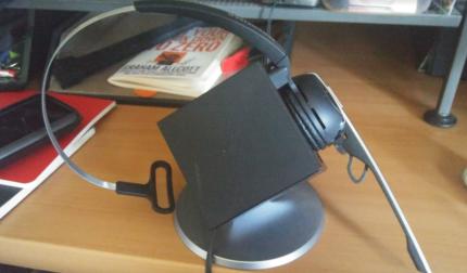 """Sennheiser DW 10 """"Office Runner"""" Phone Wireless Headset"""
