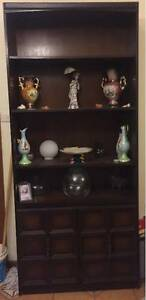 1970's Burgess 3 Piece Wall Unit & Dining Table & 6 Chairs Belfield Canterbury Area Preview