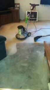 Deep Steam Clean All Carpets / Seats