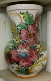Very large heavy vase