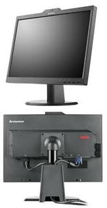 "22"" Lenovo LCD with Built-in Webcam"