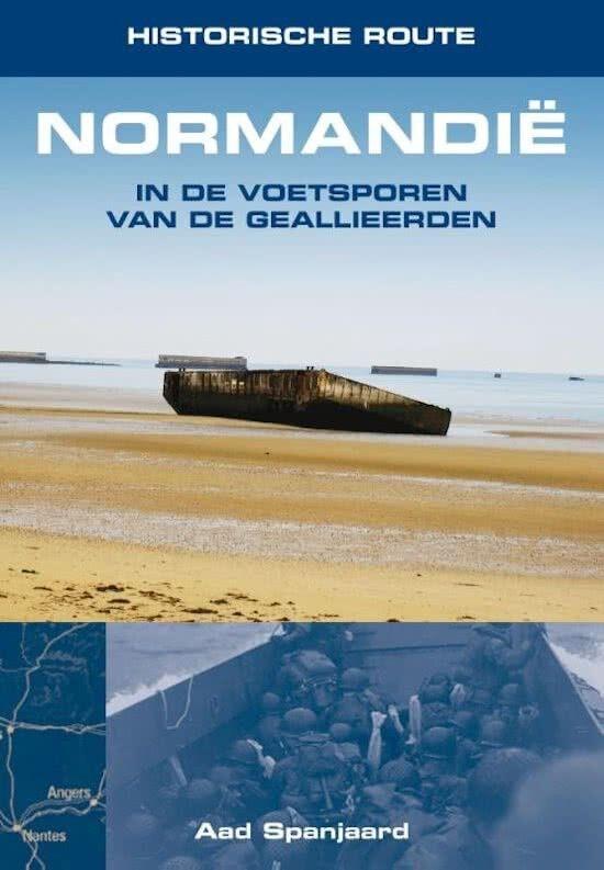 Historische route Normandië in de voetsporen van de geallieerden
