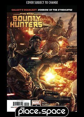 STAR WARS: BOUNTY HUNTERS #2A (WK19)