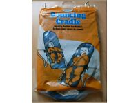 Boots Bouncing Cradle Ideal for Babies Before They Start to Crawl - Brand New