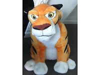 Tiger - big plush toy