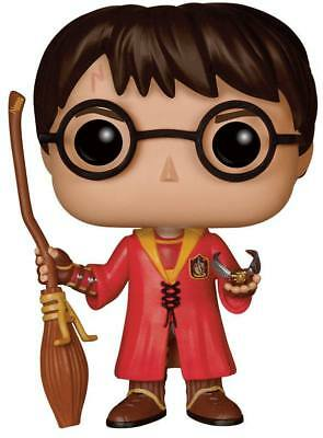 Funko POP! Movies - Harry Potter in Quidditch - Quidditch Outfit