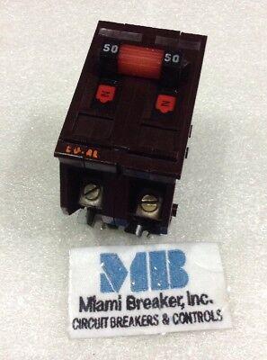 A250ni Wadsworth 2pole 50amp 240v Circuit Breaker 2 Year Warranty