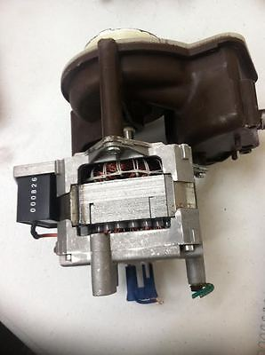 GE  DISHWASHER MOTOR - PART# 165D6201P001
