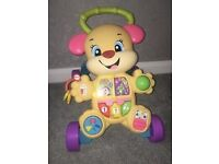 Fisher Price Laugh and learn sis walker