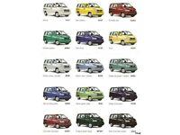WANTED Volkswagen T4 T5 Caravelle Transporter Multivan Kombi Camper van Campervan VW for sale Reimo