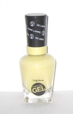 Lemon Gel (SALLY HANSEN ***Miracle*** Gel-Nagellack, 390 Lemon Heaven, 14,7 ml, NEU !!!)