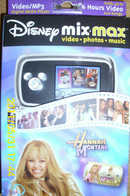 Disney Mixmax v1.1 Hanna Montana by Digital Blue NIB LAST MINUTE SHOP 4 UR STOCK