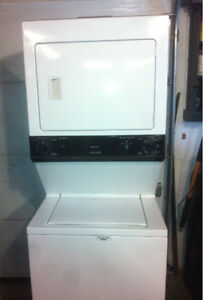 One Piece Stacked Washer & Dryer ** DELIVERED**
